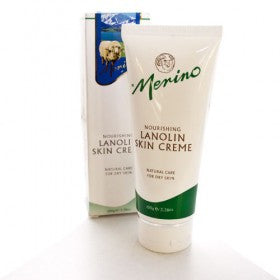 Merino Lanolin Skin Creme - 50ml Tube