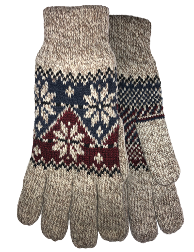 Sweater Glove - Men's