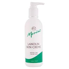 Merino Lanolin Skin Creme - 240 ml Pump