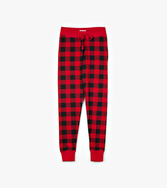Buffalo Plaid Leggings - Women's