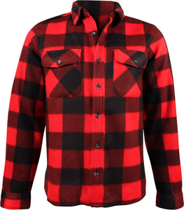 Lumber Shirt - Kids Red