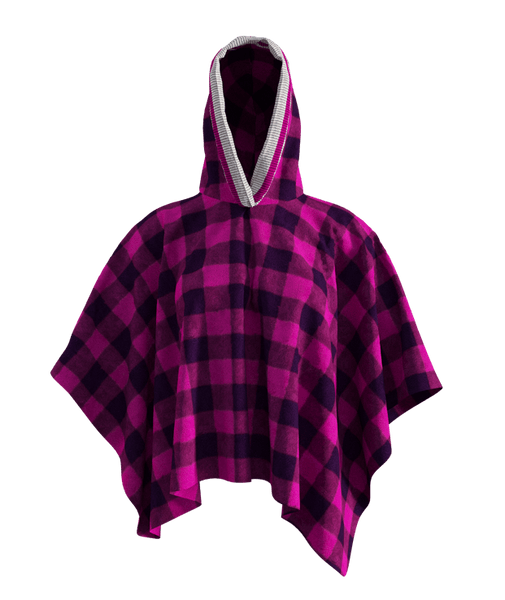 Pook Poncho - Adult (Pink or Red)