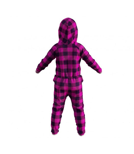 Pook Onesies - Toddler/Youth (Pink or Red)