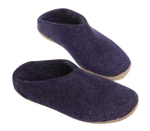 Open Heel - Purple