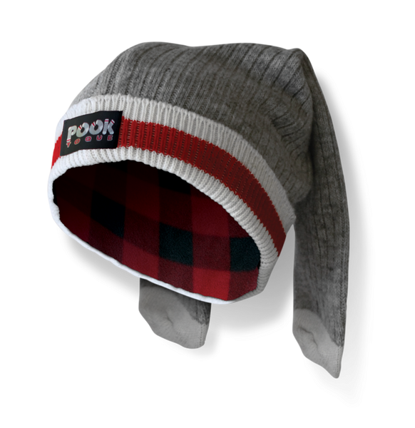 Pook Toque - Red