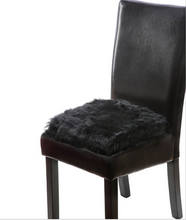 Sheepskin Chair Pad