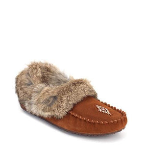 Street Moccasins - Copper