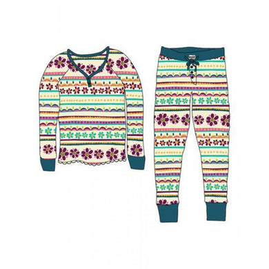 Flower Power Thermal PJ's