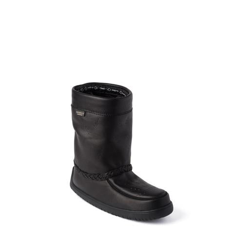 Waterproof Tamarack Mukluk Half - Black
