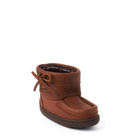 Waterproof Child Gatherer Mukluk - Tobacco