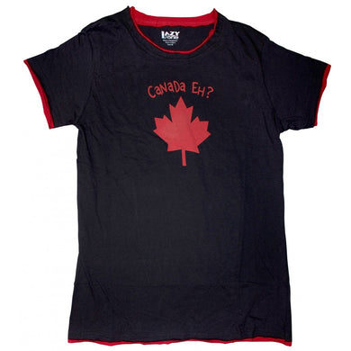 Canada Eh - Ladies T-Shirt