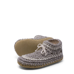 Women's Padraig Slippers - Grey