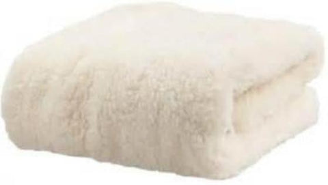 Wool Mattress Cover - Uncased