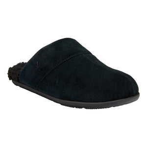 Alfons Mule Slipper - Black
