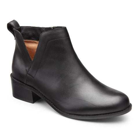 Clara Ankle Boot - Black