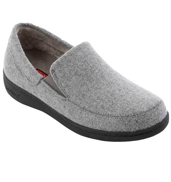 Daniela Slipper - Grey