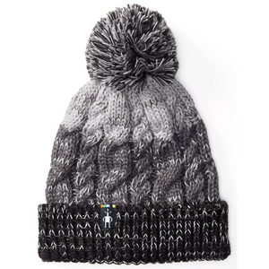 Women's Isto Retro Beanie - Black & Grey