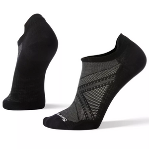 PhD® Run Ultra Light Micro Socks - Black