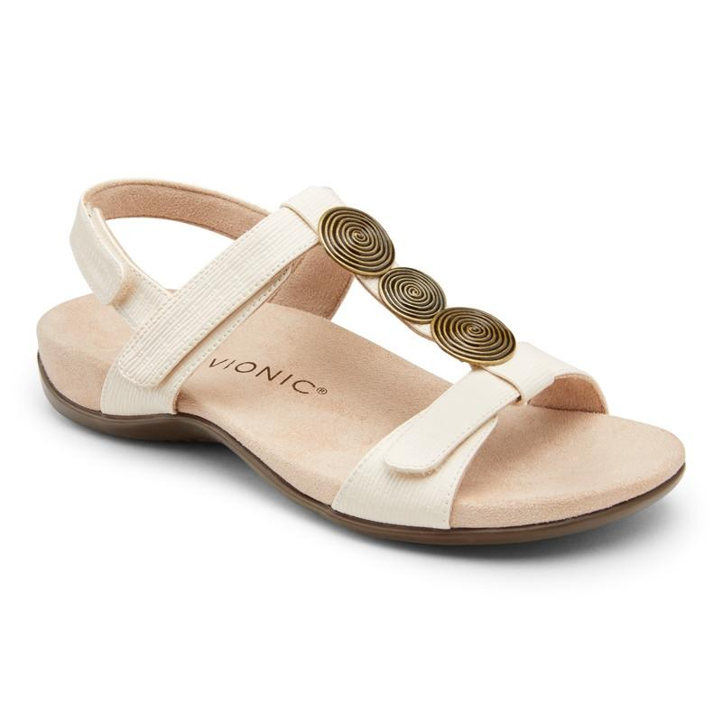Rest Farra Sandal - Cream