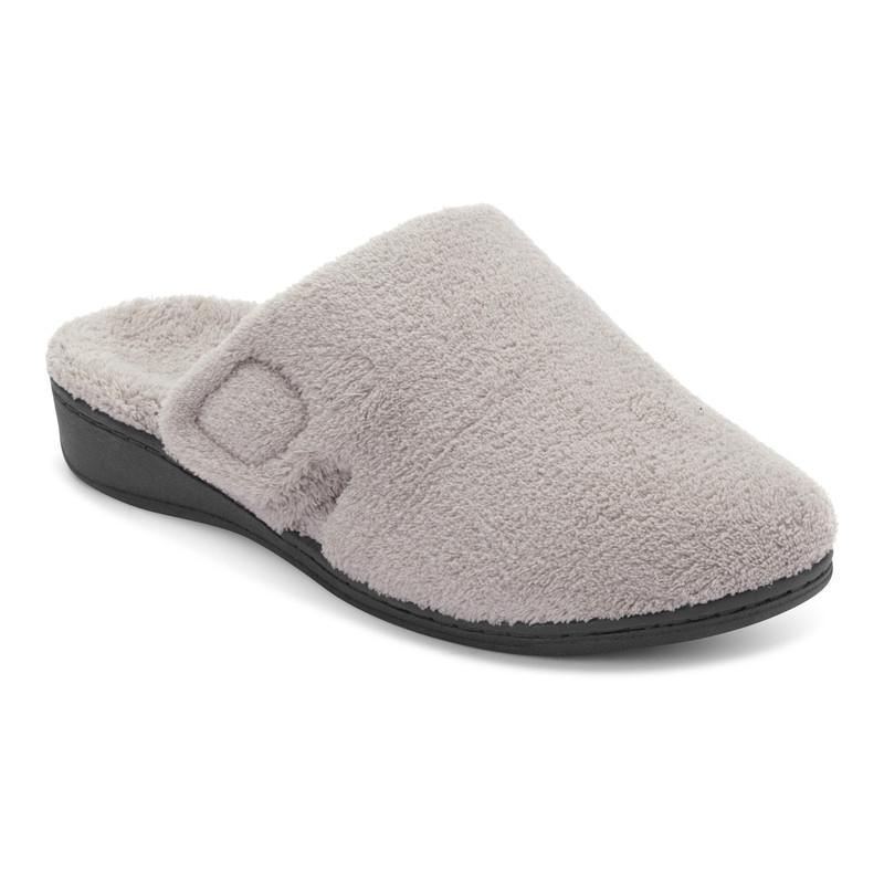 Gemma Slipper - Grey