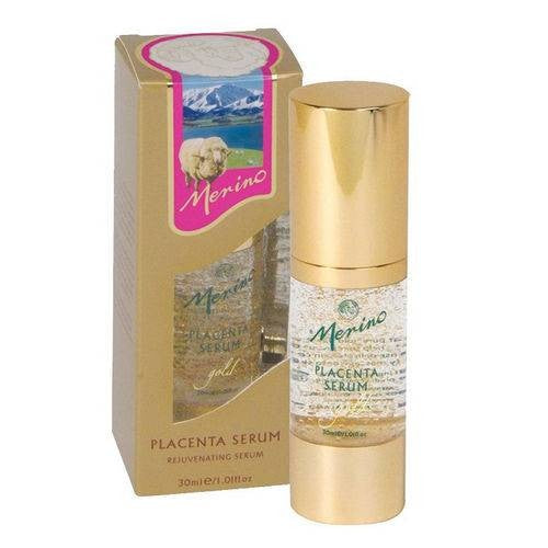 Merino Placenta Gold Serum