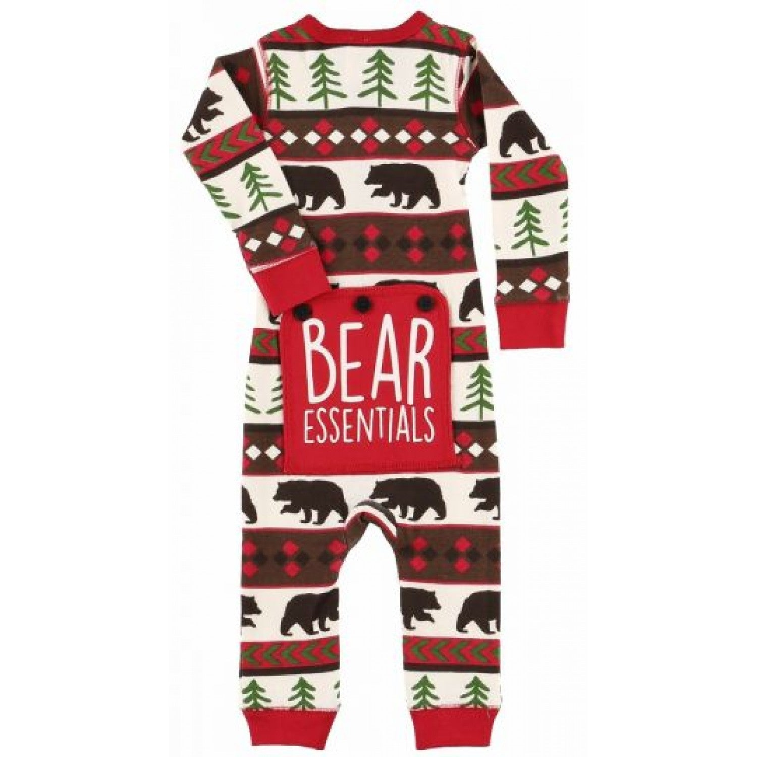 Bear Essentials Onesies - All sizes