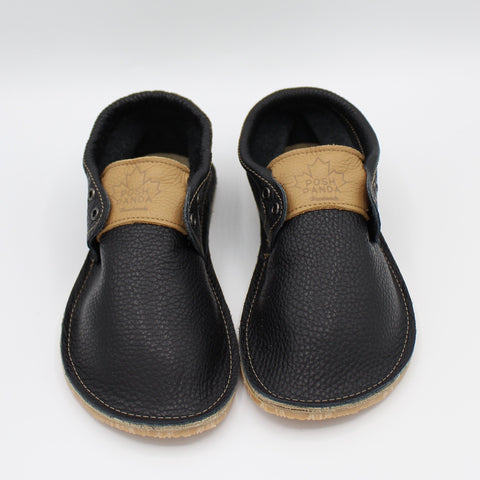 Adult Hampton Mocs - Black