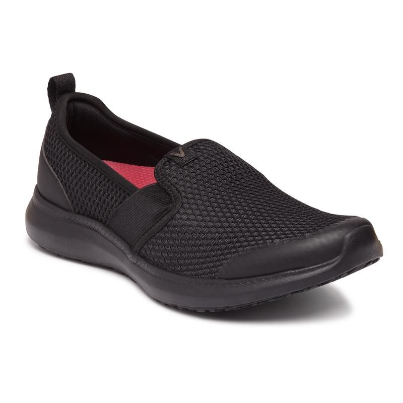 Julianna Pro Slip On Sneaker - Black