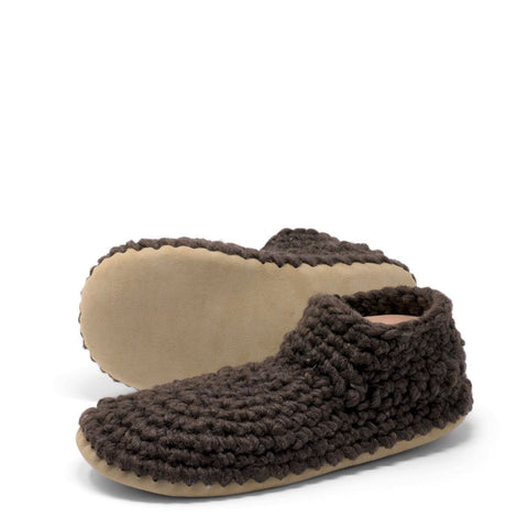 Men's Padraig Slippers - Brown