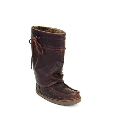 Men's Mid Gatherer Mukluk - Cocoa