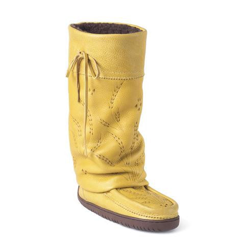 Men's Tall Gatherer Mukluks - Tan