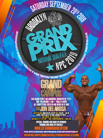 2019 NPC Brooklyn Grand Prix