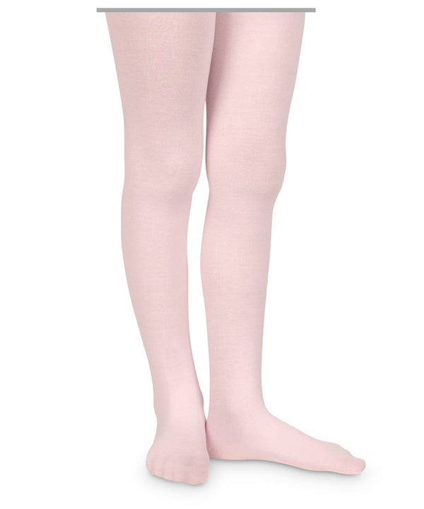 Pima Cotton Tights-pink