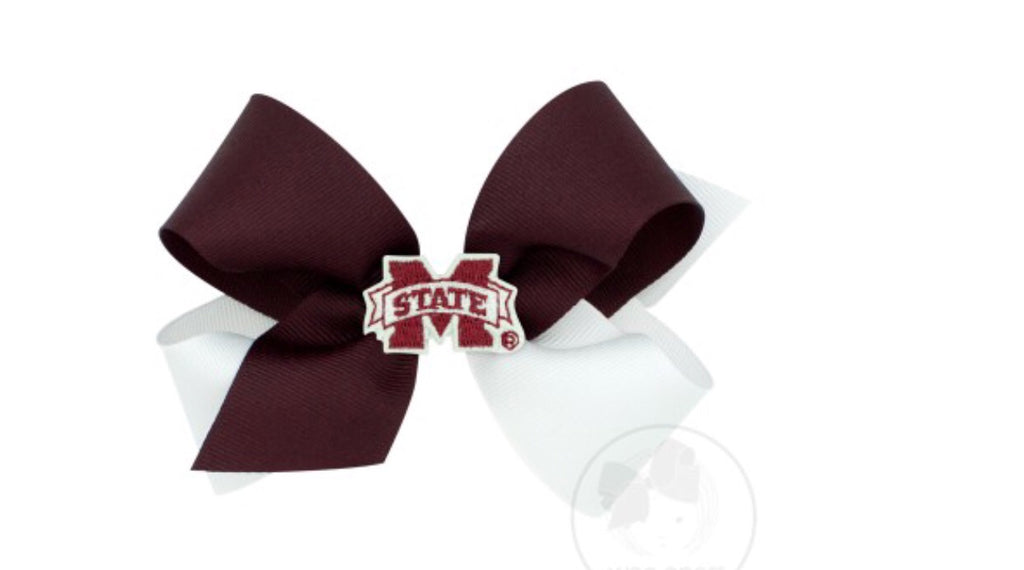 Mississippi State Bow-Medium