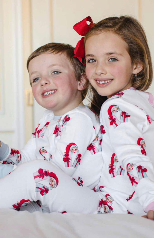 Santa's Gift Jammies-Boy