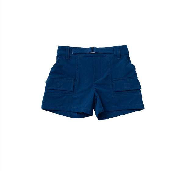 Performance Shorts-Blueberry Pie