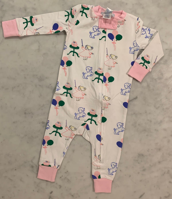 Girl's Birthday Onesie