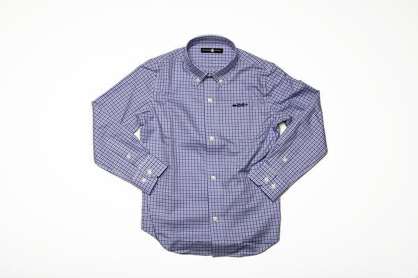 Bowen Arrow Button Down-Haddrell's Point Plaid