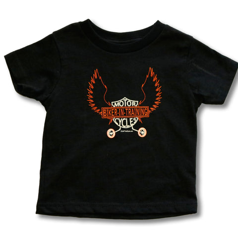 Biker-in-Training - Toddler T-Shirt