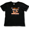 Bikers Rule, Drivers Drool - Youth T-Shirt