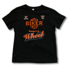 Motorcycles Biker Keep'n it Wheel - Youth T-shirt