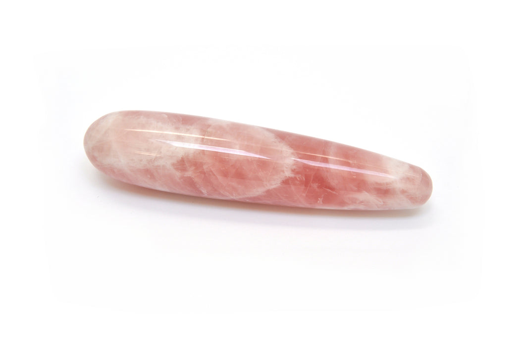 The Original Heart in Rose Quartz