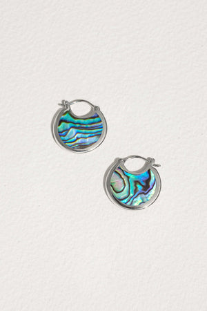 Mojave Hoops in Abalone