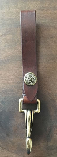 Brown Accessory  Hanger