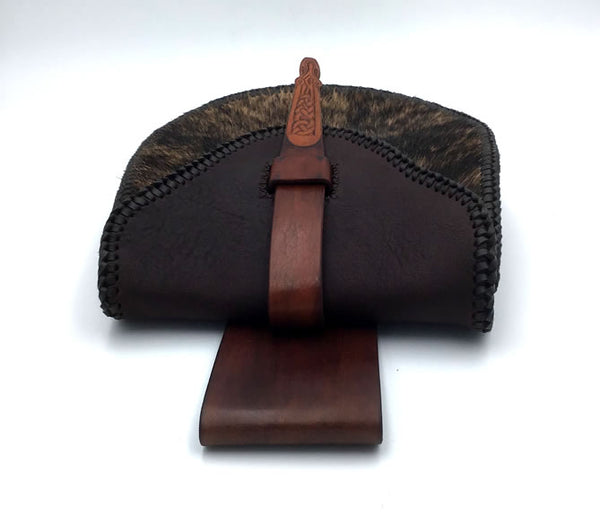 "Sporran""The Dragons Head"" Viking Belt Bag"