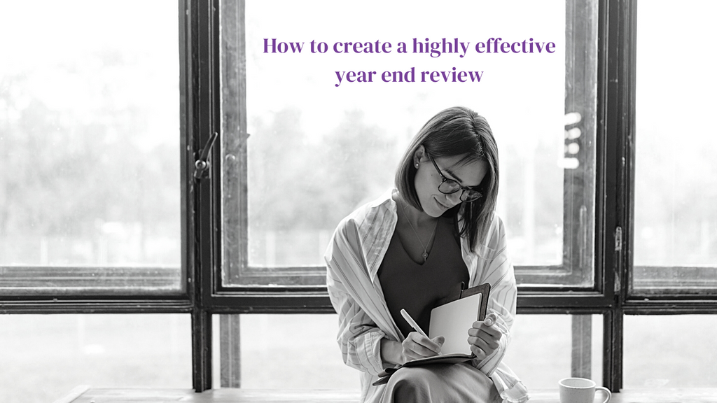 How to create a highly effective year end review