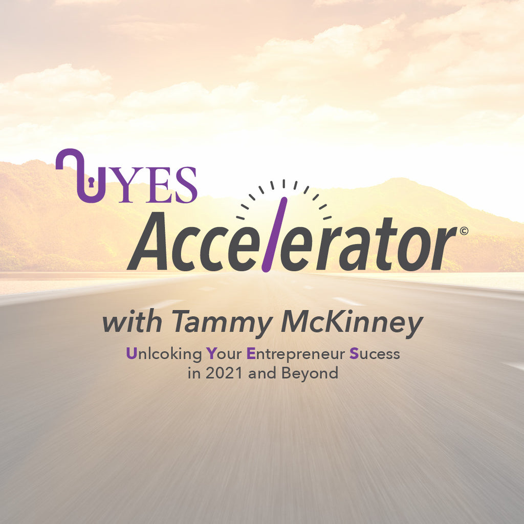 UYES Accelerator -  Business Coaching for 2021