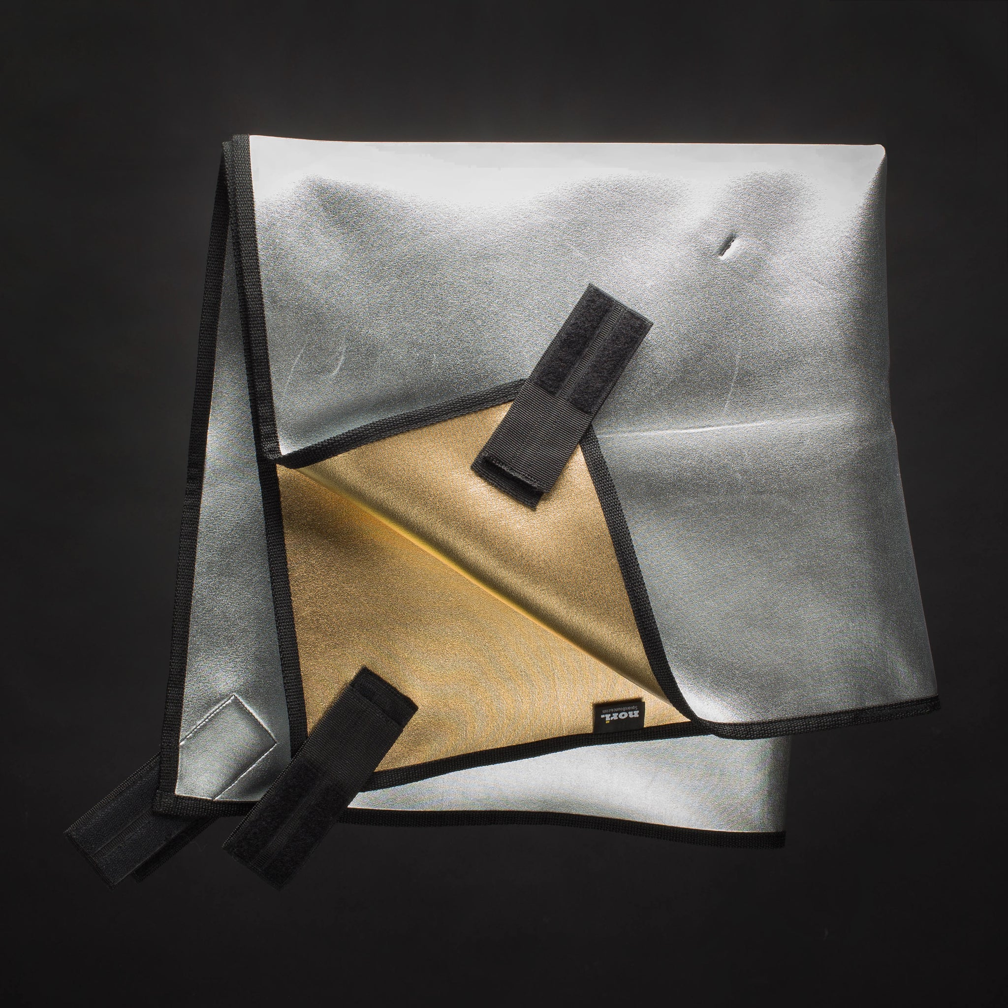 Neoprene Canopy - Silver/Muted Gold