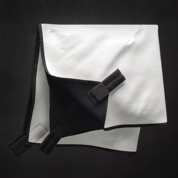 Neoprene Canopy - White/Black