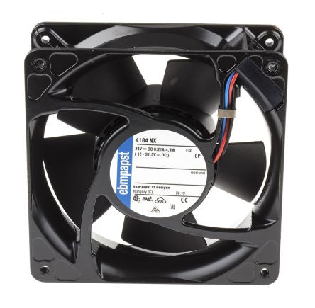(EL-F-M1061) Fan for HLT/TitanTest